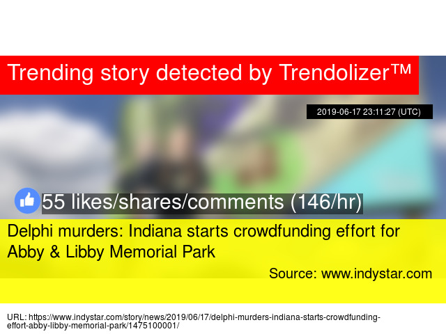 Delphi murders: Indiana starts crowdfunding effort for Abby